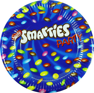 Smarties-Party