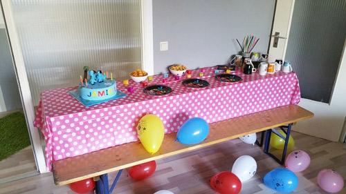 Jamies 6. Geburtstag