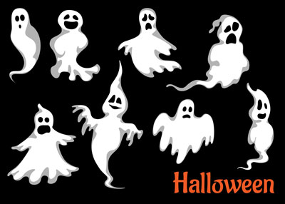 Grusel-Buffet für Halloween
