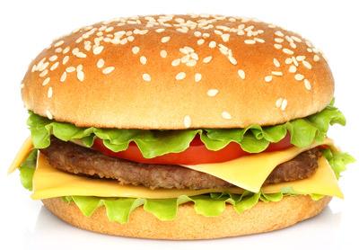 Klassisch und deftig - der Cheeseburger