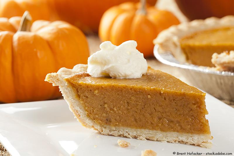 Pumpkin Pie für Yankees