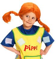 ...als Pippi Langstrumpf