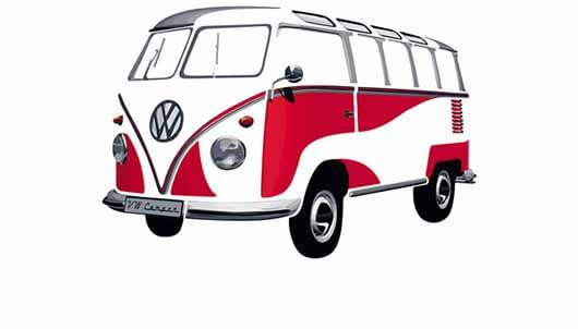 VW Bulli Camper