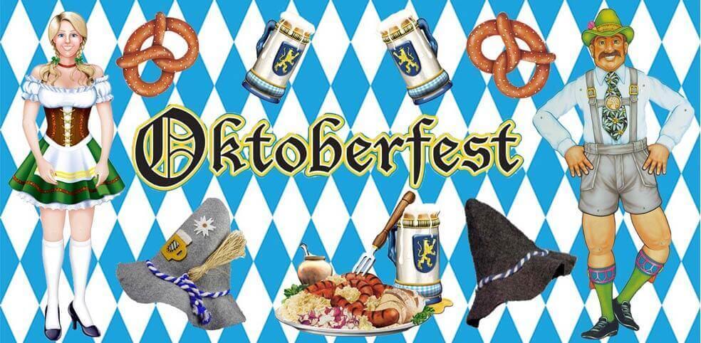 Oktoberfest Deko kaufen